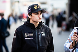 February 28, 2019 - Montmelo, BARCELONA, Spain - Pietro Fittipaldi from Brasil with 51 Rich Energy Haas F1 Team portrait during the Formula 1 2019 Pre-Season Tests at Circuit de Barcelona - Catalunya in Montmelo, Spain on February 28. (Credit Image: © AFP7 via ZUMA Wire)