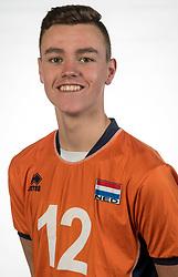 17-03-2017 NED:  Reportage pre jeugd Oranje jongens, Arnhem<br /> Tieme de Jong