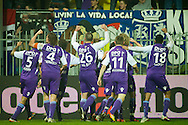 Onderwerp/Subject: Willem II - Jupiler League<br /> Reklame:  <br /> Club/Team/Country: Willem II<br /> Seizoen/Season: 2011/2012<br /> FOTO/PHOTO: Players of Willem II celebrating the victory. (Photo by PICS UNITED)<br /> <br /> Trefwoorden/Keywords: <br /> #02 $94 ±1324459613958<br /> Photo- & Copyrights © PICS UNITED <br /> P.O. Box 7164 - 5605 BE  EINDHOVEN (THE NETHERLANDS) <br /> Phone +31 (0)40 296 28 00 <br /> Fax +31 (0) 40 248 47 43 <br /> http://www.pics-united.com <br /> e-mail : sales@pics-united.com (If you would like to raise any issues regarding any aspects of products / service of PICS UNITED) or <br /> e-mail : sales@pics-united.com   <br /> <br /> ATTENTIE: <br /> Publicatie ook bij aanbieding door derden is slechts toegestaan na verkregen toestemming van Pics United. <br /> VOLLEDIGE NAAMSVERMELDING IS VERPLICHT! (© PICS UNITED/Naam Fotograaf, zie veld 4 van de bestandsinfo 'credits') <br /> ATTENTION:  <br /> © Pics United. Reproduction/publication of this photo by any parties is only permitted after authorisation is sought and obtained from  PICS UNITED- THE NETHERLANDS