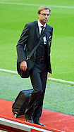 Liverpool manager Jurgen Klopp before the Barclays Premier League match at Anfield, Liverpool<br /> Picture by Russell Hart/Focus Images Ltd 07791 688 420<br /> 08/11/2015