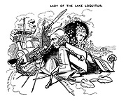 Lady of the Lake Loquitur.