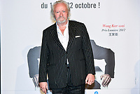 Nils Arestrup attends the lumiere prize ceremony during 9th Film Festival in Lyon, October 20, 2017<br /> 9th Lyon Film Festival - Lumiere Award 2017