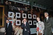 Opening van de Tentoonstelling Voor Napoleon. Hollanders in oorlogstijd, 1792-1815 in het Legermuseum, Delft.<br /> De tentoonstelling is op 13 oktober geopend door Charles Napoléon, le Prince, een directe afstammeling van Napoleon Bonaparte.  <br /> <br /> Op de foto:<br /> <br /> <br /> <br /> <br /> Charles Napoléon , <br /> Dirk Staat