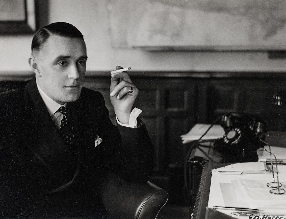 Wiham A. Mc Adam, acting Agent General for B. Colombia House, England, UK, 1937