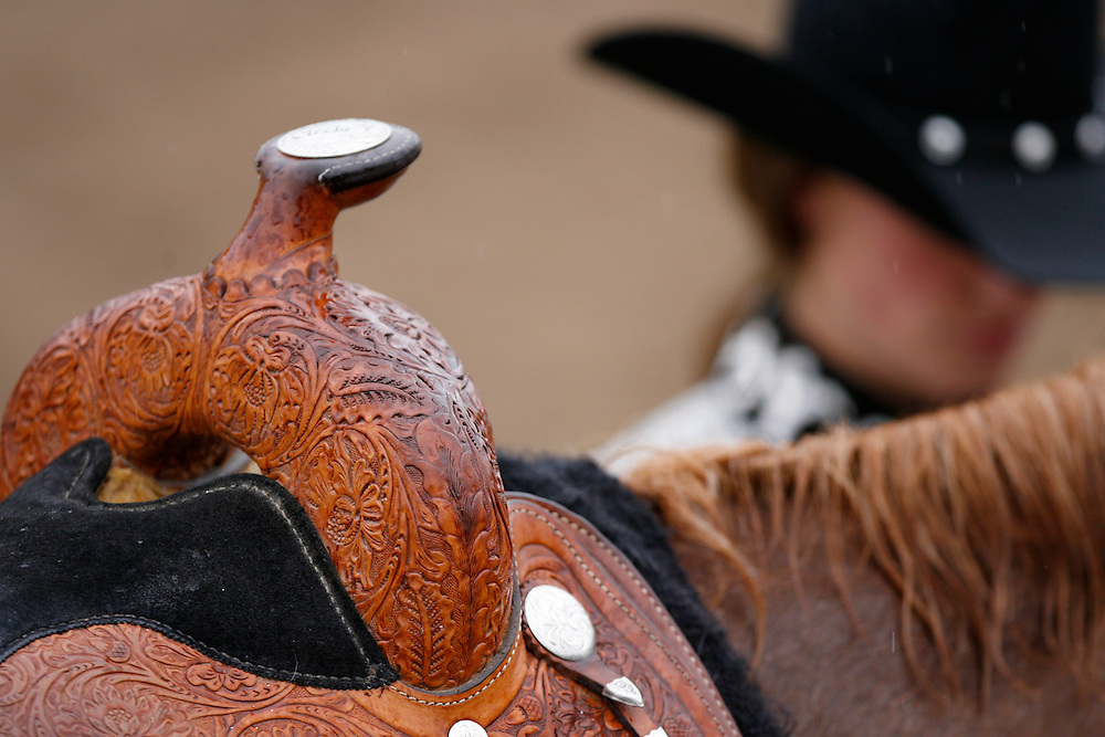 062009-Evergreen, Colo.-queenshc-during the 2009 Evergreen Rodeo Queens Horsemanship Competition Saturday, June 20, 2009 at The Evergreen Rodeo Grounds..Photo By Matthew Jonas/Evergreen Newspapers/Photo Editor