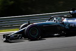 July 28, 2018 - Budapest, Hungary - Motorsports: FIA Formula One World Championship 2018, Grand Prix of Hungary, .#44 Lewis Hamilton (GBR, Mercedes AMG Petronas Motorsport) (Credit Image: © Hoch Zwei via ZUMA Wire)
