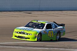 Mar 9, 2012; Las Vegas, NV, USA; Nationwide Series driver Blake Koch (41) during practice for the Sam's Town 300 at Las Vegas Motor Speedway. Mandatory Credit: Jason O. Watson-US PRESSWIRE
