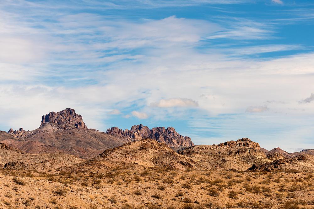 Spirit Mountain Wilderness, Laughlin Nevada