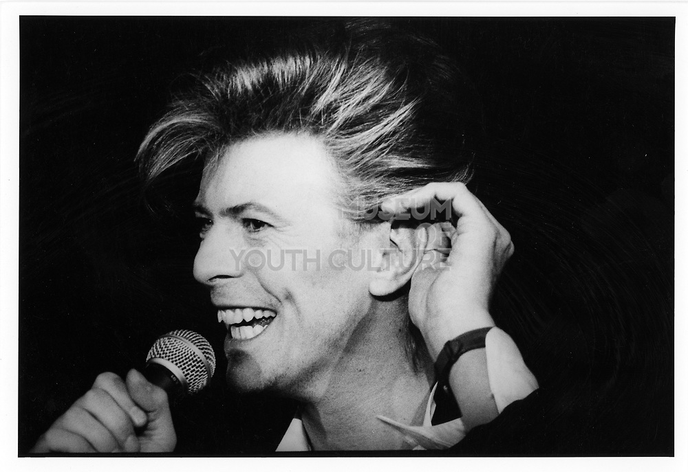 David Bowie,Glass Spider Tour, London 1987