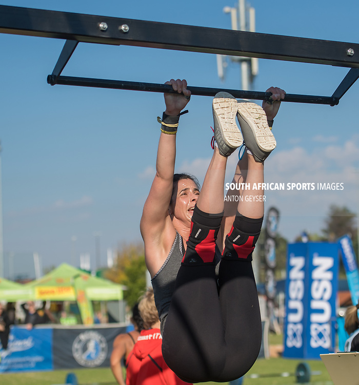 PRETORIA, SOUTH AFRICA - APRIL 29:  during the women's WOD 3 at the Pretoria Throw Down in Waterkloof High School on April 29, 2017 in Pretoria, South Africa. (Photo by Anton Geyser/Gallo Images)