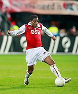 24-11-2007: Voetbal:AZ-WILLEM II: ALKMAAR<br /> Kemy Augustien is de vierde oud Willem II speler die vanavond uitkwam tegen hun oude ploeg<br /> Foto: Geert van Erven