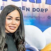 NLD/Amsterdam/20170318 - première De Smurfen en het Verloren Dorp, Amada Balk