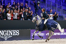 FuchsFuchs Martin, SUI, Clooney 51<br /> LONGINES FEI Jumping World Cup™ - Lyon 2019<br /> © Hippo Foto - Julien Counet<br /> 03/11/2019