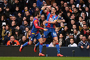 Tottenham Hotspur v Crystal Palace 210216