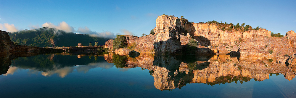 Vietnam Images-panoramic landscape-nature-Mekong delta