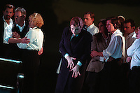 "Royal Opera in Donizetti's ""Lucia di Lammermoor""<br /> <br /> Alisa: Ekaterina Gubanova<br /> <br /> <br /> Director: Christof Loy<br /> Designs: Herbert Murauer<br /> Lighting: Rheinhard Traub"