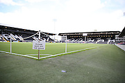 Craven Cottage during the Sky Bet Championship match between Fulham and Brighton and Hove Albion at Craven Cottage, London, England on 15 August 2015. Photo by Matthew Redman.