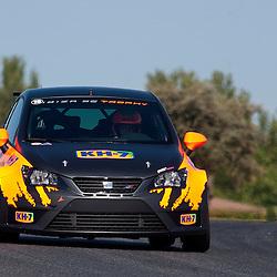 CER JARAMA,SONIA FERRER,KH7,Seat Ibiza Sc Trophy.Juan Carlos Delgado