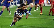 Dunedin-Rugby, Highlanders V Reds 29 March 2013