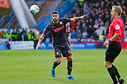 Leeds United midfielder Mateusz Klich (43)  during the EFL Sky Bet Championship match between Huddersfield Town and Leeds United at the John Smiths Stadium, Huddersfield, England on 7 December 2019.