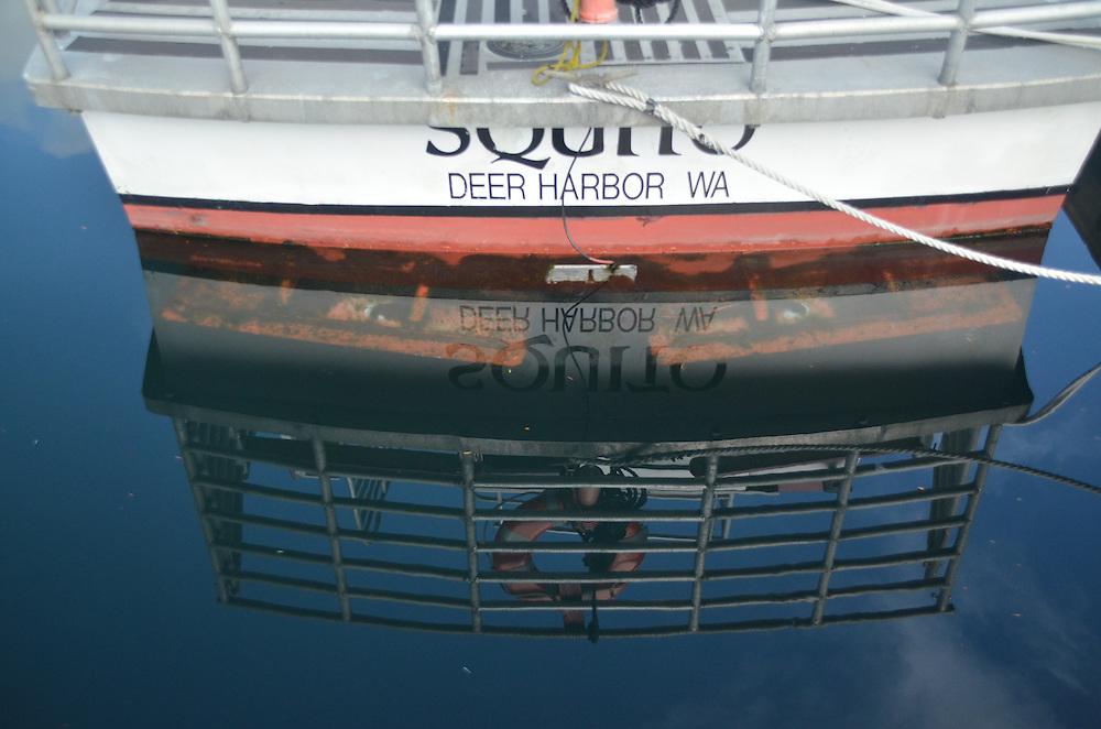 Squito, Deer Harbor Marina, Orcas Island, Washington, US