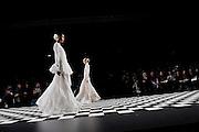David DelfÌn in Mercedes-Benz Fashion Week Madrid 2013