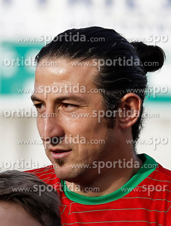 26.05.2014, Hartberg Stadion, Hartberg, AUT, FIFA WM, Testspiel, Iran vs Montenegro, im Bild Andrianik Teymourian (IRN) // Andrianik Teymourian (IRN) during friendly match between Iran and Montenegro for Preparation of the FIFA Worldcup Brasil 2014 at the Hartberg Stadium, Hartberg, Austria on 2014/05/26, EXPA Pictures © 2014, PhotoCredit: EXPA/ Erwin Scheriau
