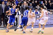 DESCRIZIONE : Milano Eurolega Euroleague 2014-15 EA7 Emporio Armani Milano Anadolu Efes Istanbul<br /> GIOCATORE :  Matt Janning<br /> CATEGORIA : Controcampo palleggio blocco<br /> SQUADRA :Efes Istanbul<br /> EVENTO : Eurolega Euroleague 2014-2015 GARA : Emporio Armani Milano Anadolu Efes Istambul <br /> DATA : 06/02/2015<br /> SPORT : Pallacanestro <br /> AUTORE : Agenzia Ciamillo-Castoria/I.Mancini<br /> Galleria : Eurolega Euroleague 2014-2015 Fotonotizia : Milano Eurolega Euroleague 2014-15 Emporio Armani Milano Anadolu Efes Istambul<br /> Predefinita :