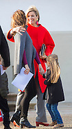 Copenhagen, 16-04-2015 <br /> <br /> Royal Guests attending the morning singing on the 75th birthday celebrations of Queen Margrethe of Denmark.<br /> <br /> <br /> Photo:Royalportraits Europe/Bernard Ruebsamen