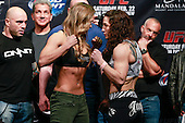 UFC 170 weigh-ins