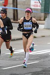 NYC Marathon, Deena Kastor