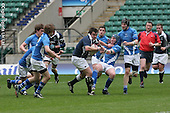 Dail Mail Schools U18 Vase Final. QEG v Sussex Downs. 2-4-08