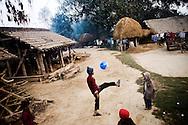Kishor Kumar er 12 år og bor i Bishanpur i Nepal.