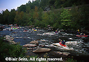 PA landscapes, Kayaking, Lehigh River, PA