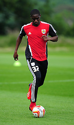 Bristol City's Jordan Wynter - Photo mandatory by-line: Dougie Allward/JMP - Tel: Mobile: 07966 386802 27/06/2013 - SPORT - FOOTBALL - Bristol -  Bristol City - Pre Season Training - Npower League One