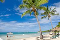 A Caribbean beach (Copamarina Resort)
