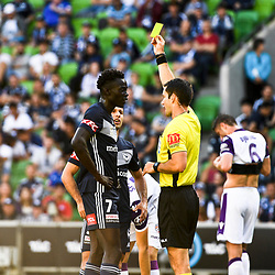 Melbourne Victory v Perth Glory, Hyundai A-League, 10 February 2019