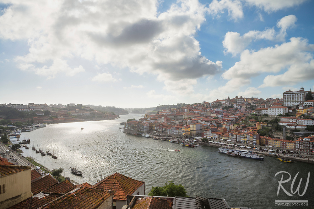 Douro River Overlook, Porto, Portugal
