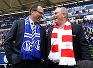 Fussball Bundesliga 2012/13: FC Schalke 04 - FC Bayern Muenchen