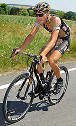 11.07.2010, AUT, 62. Österreich Rundfahrt, 8. Etappe, Podersdorf-Wien, im Bild Matthias Brändle (AUT, Footon-Servetto), EXPA Pictures © 2010, PhotoCredit: EXPA/ S. Zangrando / SPORTIDA PHOTO AGENCY