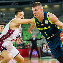 20181202: SLO, Basketball - 2019 FIBA Basketball World Cup Qualifications, Slovenia vs Latvia