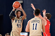 FIU Men's Basketball vs Florida College (Nov 14 2014)