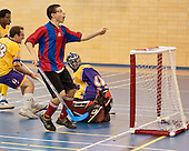 Cegep Saint Laurent Cosum Hockey 2011