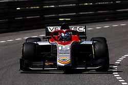 May 25, 2018 - Montecarlo, Monaco - 15 Roy NISSANY from Israel of CAMPOS VEXATEC RACING during the Monaco Formula Two race 1  at Monaco on 25th of May, 2018 in Montecarlo, Monaco. (Credit Image: © Xavier Bonilla/NurPhoto via ZUMA Press)