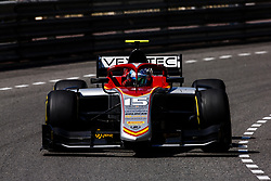 May 25, 2018 - Montecarlo, Monaco - 15 Roy NISSANY from Israel of CAMPOS VEXATEC RACING during the Monaco Formula Two race 1  at Monaco on 25th of May, 2018 in Montecarlo, Monaco. (Credit Image: © Xavier Bonilla/NurPhoto via ZUMA Press)