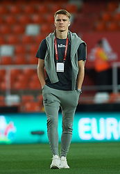 March 23, 2019 - Valencia, Valencia, Spain - Martin Odegaard of Norway national team prior the European Qualifying round Group F match between Spain and Norway at Estadio de Mestalla, on March 23 2019 in Valencia, Spain  (Credit Image: © Maria Jose Segovia/NurPhoto via ZUMA Press)