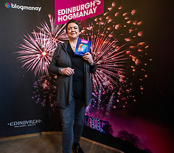Pictured: Penny Dougherty<br /> Penny Dougherty and Alan Thomson from Unique Events, Steve Cardownie, City of Edinburgh Council, Sam Bryce, G4S, and Chief Superintendent Kenny MacDonald from Police Scotland gathered today to announce what the city had in store for the many thousands of revellers who will gather in the city to welcome the New Year<br /> <br /> Ger Harley | EEm 29 December 2016