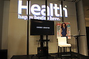 "HEALTH's ""Passport to Living Happy & Healthy"" event at Alvin Ailey Studios in New York, Tuesday, March 4, 2014."