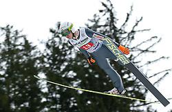 04.01.2014, Bergisel Schanze, Innsbruck, AUT, FIS Ski Sprung Weltcup, 62. Vierschanzentournee, Probesprung, im Bild Klemens Muranka (POL) // Klemens Muranka of Poland during Trial Jump of 62nd Four Hills Tournament of FIS Ski Jumping World Cup at the Bergisel Schanze, Innsbruck, Austria on 2014/01/04. EXPA Pictures © 2014, PhotoCredit: EXPA/ Peter Rinderer
