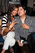 K.J., and Phillip Delacruz of JLP the President's Tequila
